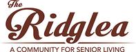 The Ridglea - A Civitas Senior Living Community Logo
