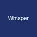 Whisper.ai Logo