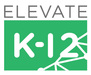 Elevate K-12: Teach With Us Logo